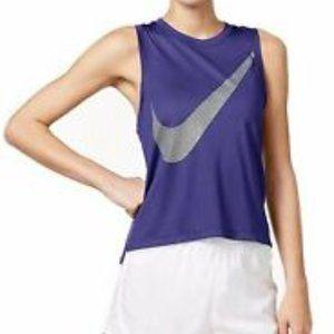 Nike Women's City Core Dry Racerback Running Tank